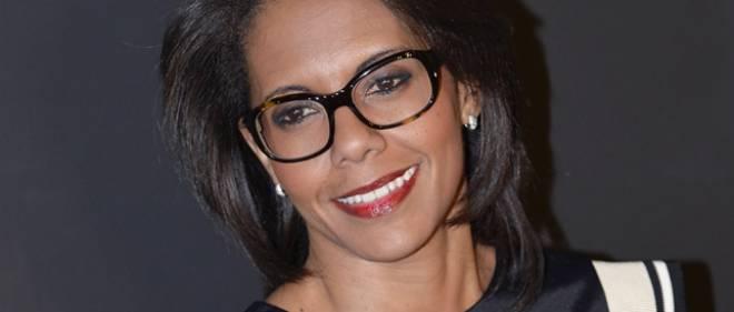 La journaliste Audrey Pulvar, le 25 février 2014.