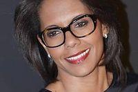 La journaliste Audrey Pulvar, le 25 février 2014. ©MIGUEL MEDINA