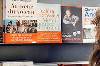 Le livre de Valérie Trierweiler suscite une fronde de certains libraires. ©PATRICK KOVARIK