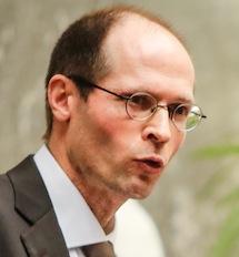 Olivier De Schutter ©  OLIVIER VIN / BELGA MAG / BELGA/AFP