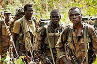 Joseph Kony, chef de l'Armée de résistance du Seigneur (LRA) est le plus vieux fugitif du continent africain. ©Yannick Tylle/AFP