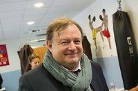 Jean-Pierre Mignard avocat et proche de François Hollande ©Bertrand LANGLOIS