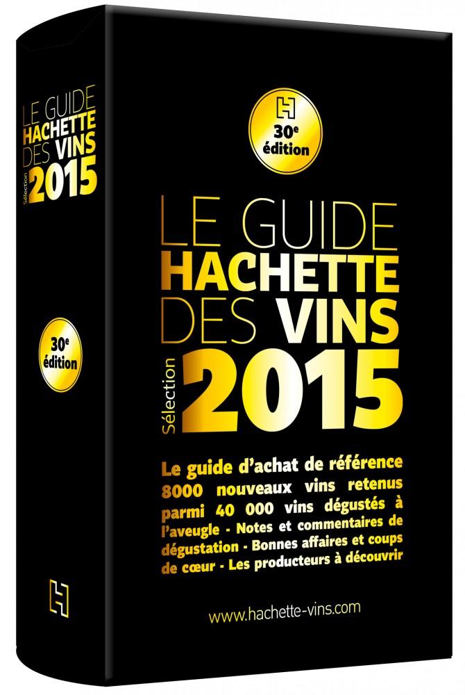 Le Guide Hachette des Vins 2015. ©  DR