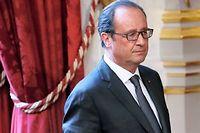 François Hollande, président de la République. ©Patrick Kovarik / AFP