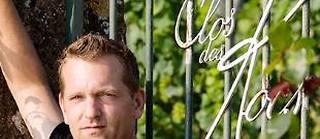 Olivier Giroux du Clos des Rocs en pouilly-fuissé. ©Michel Labelle