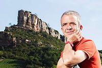 Pierre Vessigaud du Domaine Pierre Vessigaud en pouilly-fuissé. ©Michel Labelle