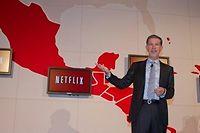 Reed Hastings, le fondateur de Netflix, s'attaque au marché français à partir du 15 septembre ©Guillermo Angulo
