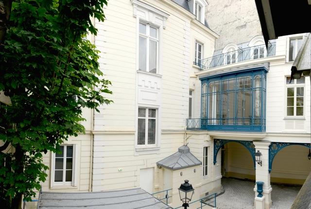 Nouvel Hôtel des ventes Cornette de Saint-Cyr
