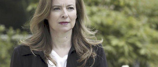 """Valérie Trierweiler avait fait condamner """"Closer"""" en mars et en juin parce que le magazine avait indiqué qu'elle avait revu le chef de l'État après leur séparation en janvier."""