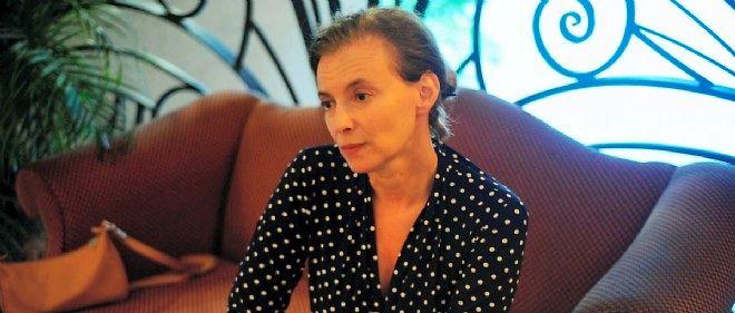 Valérie Trierweiler, en mai dernier.