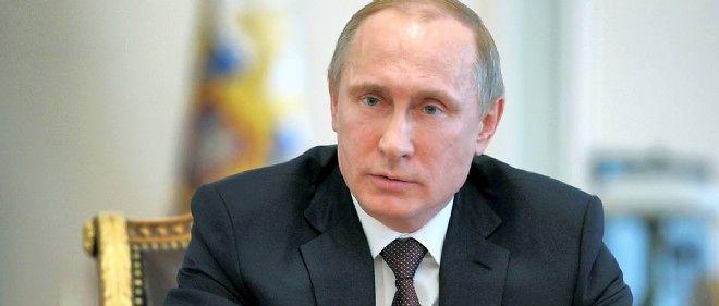 """""""Si je le voulais, des troupes russes pourraient être en deux jours, non seulement à Kiev mais aussi à Riga, Vilnius, Tallinn, Varsovie et Bucarest"""", aurait lancé Vladimir Poutine."""