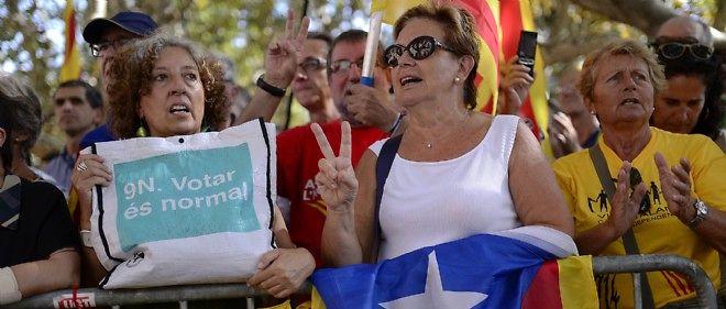 Les indépendantistes catalans ne baissent pas les bras.