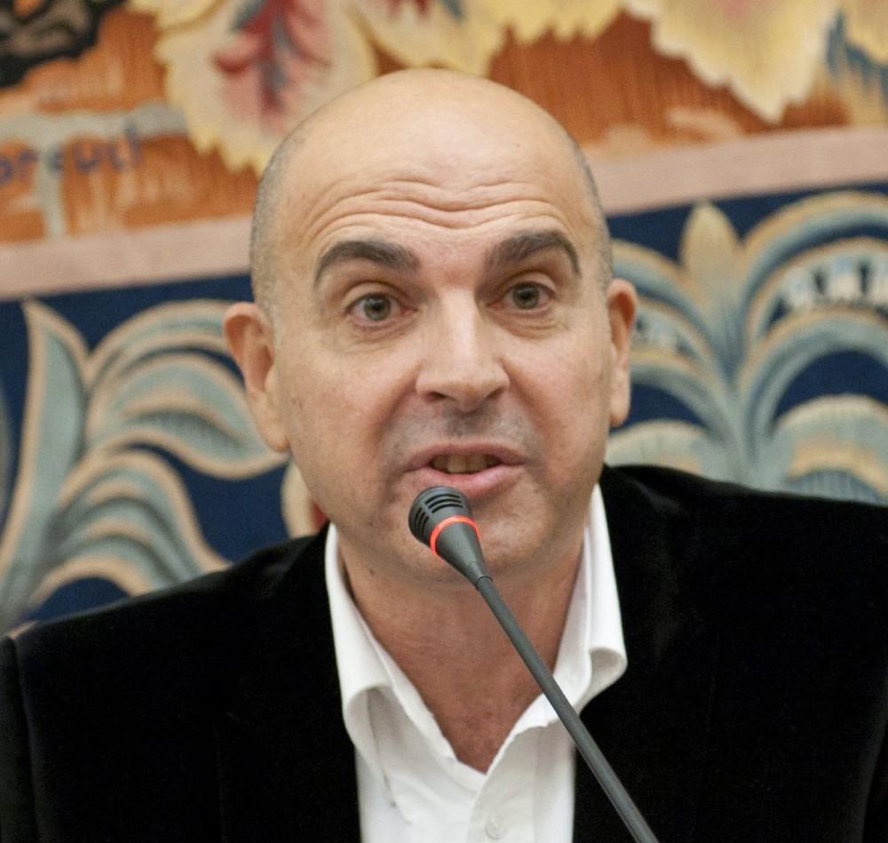 L'historien Dimitri Casali ©  Christophe Morin / IP3 PRESS/MAXPPP