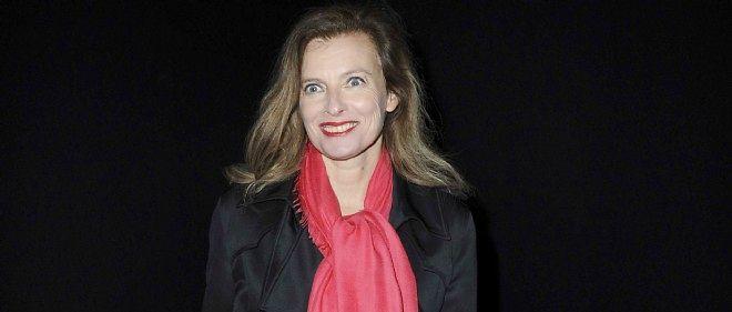 La journaliste Valérie Trierweiler.