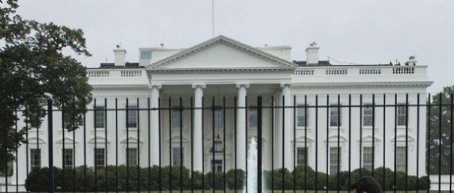 Un homme s'est introduit dans la Maison-Blanche.