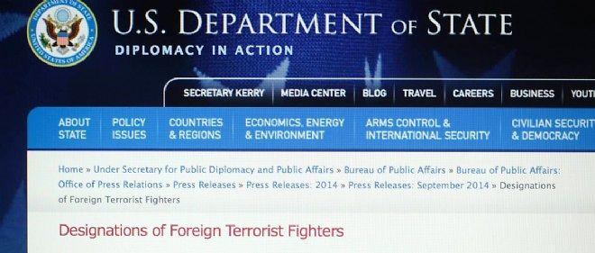 Salim Benghalem est inscrit sur la liste des djihadistes recherchés par les États-Unis.