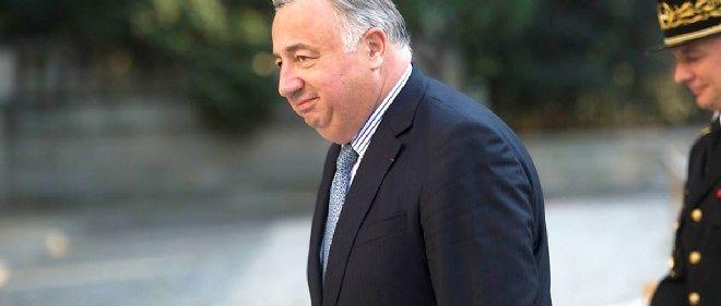 Gérard Larcher pourrait bien redevenir le deuxième personnage de l'État.