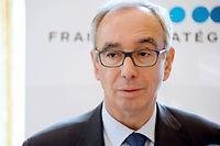 Jean Pisani Ferry préside la comité de suivi du CICE. ©BERTRAND GUAY