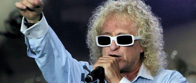 Michel Polnareff, ici lors de son dernier concert en France, en juillet 2007.