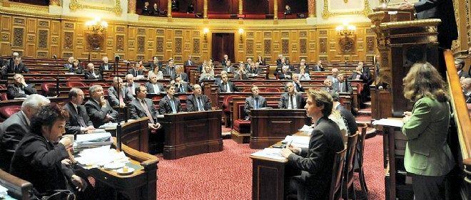Le Sénat pourrait être chargé de l'évaluation des lois votées au Parlement.