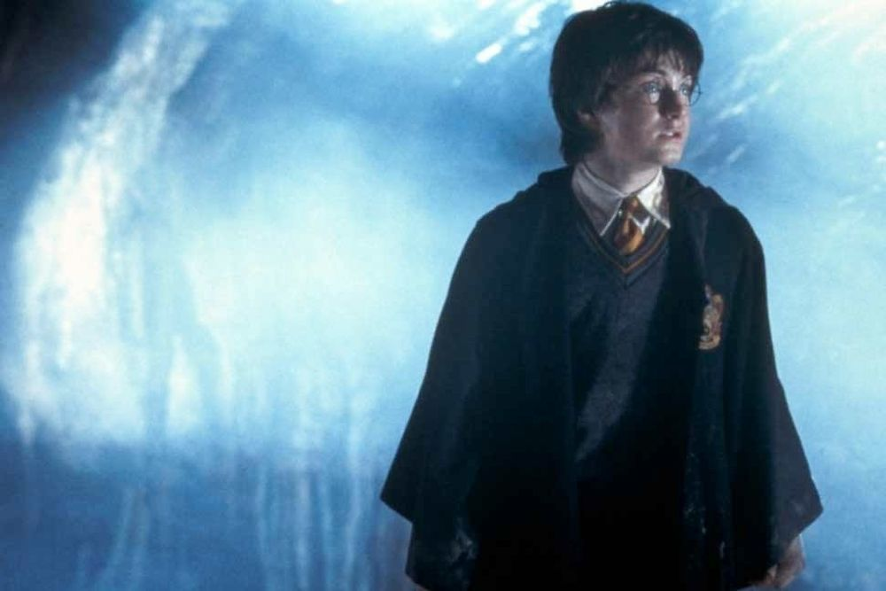 """Harry Potter et la Chambre des secrets"" (2002) de Chris Columbus"