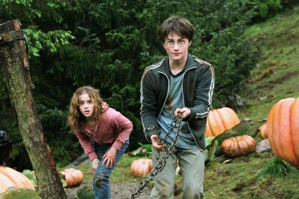 """""""Harry Potter et le Prisonnier d'Azkaban"""" (2004) d'Alfonso Cuarón"""