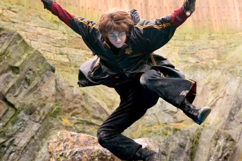 """Harry Potter et la Coupe de feu"" (2005) de Mike Newell"