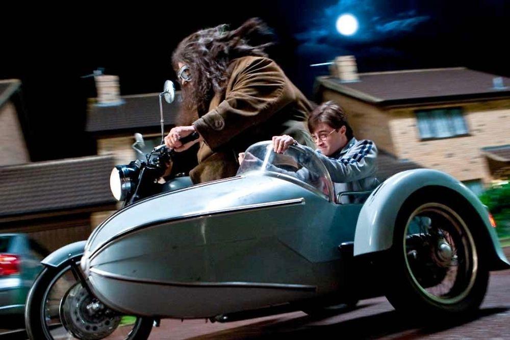 """""""Harry Potter et les Reliques de la mort"""" - Partie 1 (2010) de David Yates"""