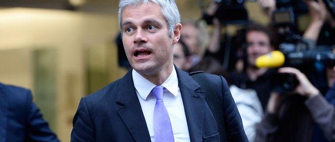 Laurent Wauquiez est un soutien de Nicolas Sarkozy.