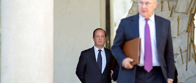 Confrontée à une croissance et une inflation faibles, la France refuse d'accentuer les économies de dépenses publiques.