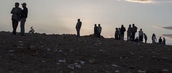 L'offensive des djihadistes, engagée mi-septembre, a poussé plus de 160 000 personnes à trouver refuge en Turquie.