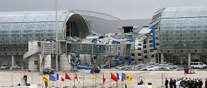 L'effondrement d'une partie du terminal 2E de Roissy avait fait quatre morts en 2004.
