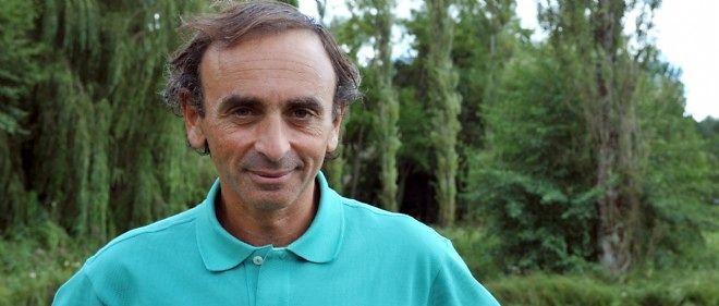 """Éric Zemmour s'est accroché avec Léa Salamé, samedi 4 octobre, sur le plateau d'""""On n'est pas couché""""."""