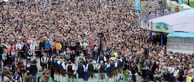 6,3 millions de visiteurs se sont rendus cette année à la Fête de la bière à Munich.