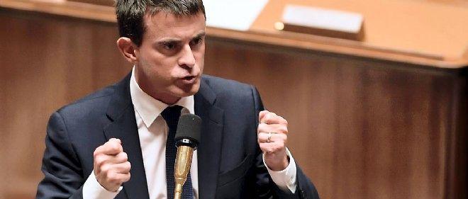 Le Premier ministre Manuel Valls, le 6 septembre 2014.