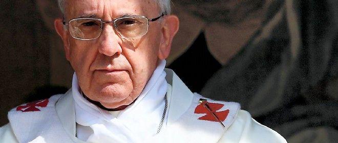 Le pape François, le 15 août 2013.