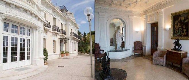 L'Assistance publique-Hôpitaux de Marseille possède, entre autres, la villa de Gaby Deslys, où sont souvent accueillis des médecins et hôtes de marque.