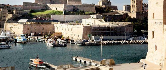 Le fort d'Entrecasteaux, racheté par la mairie à l'armée il y a un an et demi.