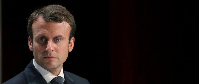 """C'est un portrait glamour et plutôt flatteur que le """"New York Times"""" consacre cette semaine à notre ministre de l'Économie, Emmanuel Macron."""