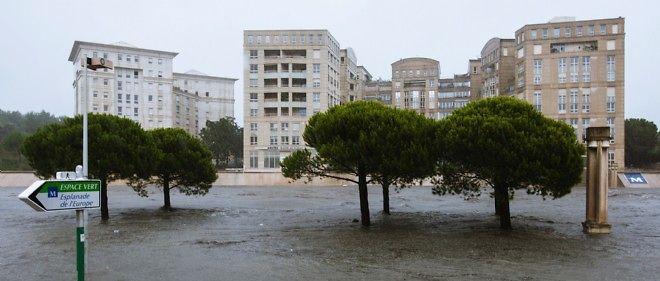 En une semaine, deux épisodes de fortes précipitations ont touché l'Hérault et Montpellier.