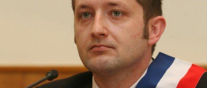 Nicolas Dumont lors de sa première élection, en 2008.