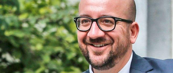 Charles Michel, 38 ans, doit devenir le prochain Premier ministre belge.