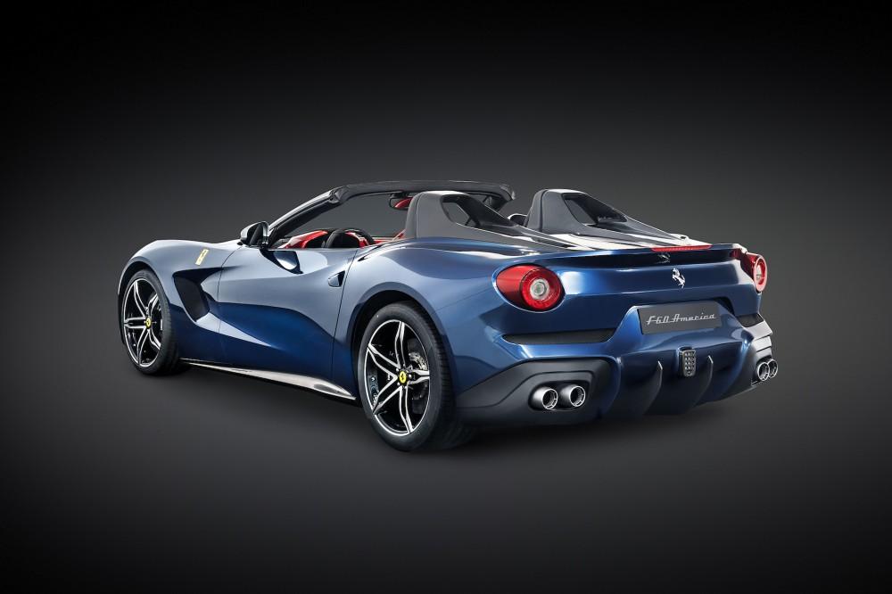 La symphonie du V12 semble garantie sur cette image! ©  Ferrari