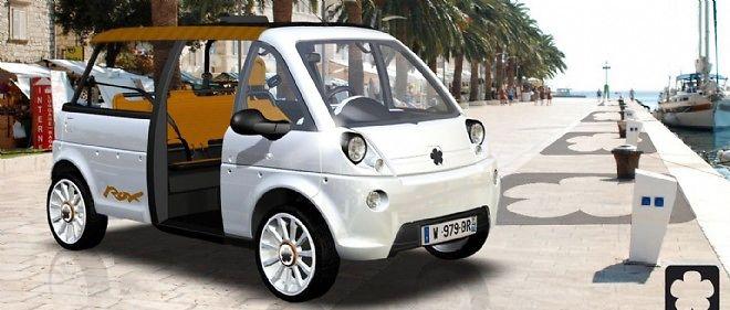 La Mia Electric, ici dans une version jamais commercialisée de voiture de plage, susciterait-elle encore des convoitises ?