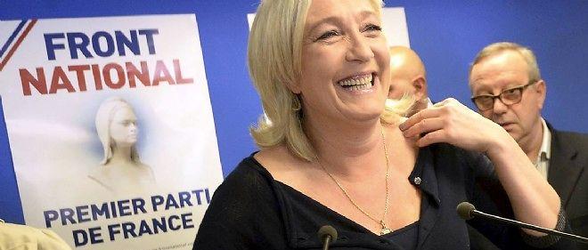 """Des proches de Marine Le Pen ont souligné que """"rien n'avait été fixé"""" quant à un changement de nom du Front national."""