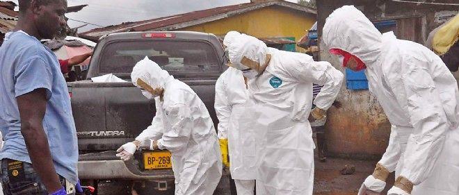 L'épidémie continue de progresser en Afrique de l'Ouest et on pourrait atteindre en décembre 5 000 à 10 000 nouveaux cas par semaine, a indiqué Bruce Aylward, l'adjoint au directeur général de l'OMS.
