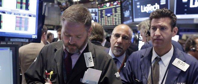 Wall Street, tout en restant nerveuse, a repris un peu de force jeudi.