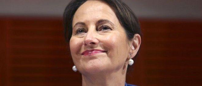 La ministre de l'Écologie, Ségolène Royal, le 15 octobre 2014 à Lyon.