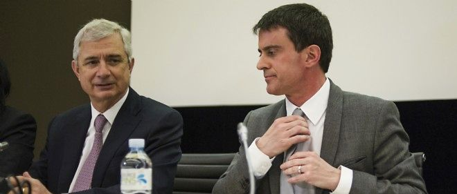 Invité au micro de RTL, Claude Bartolone n'a pas apprécié l'idée du Premier ministre.