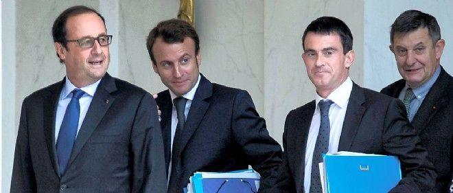 Selon un sondage, deux tiers des Français trouvent que l'actuelle politique économique du gouvernement n'est pas de gauche (photo d'illustration).